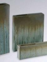 silver slate (SS) UC-CBK29- (SS) 4 x 4 x 17h - 2.5x2.5open UC-CBK30- (SS) 10.5 x 2 x 12h - 4x1open UC-CBK31- (SS) 13.5 x 2 x 5h - 6x1open