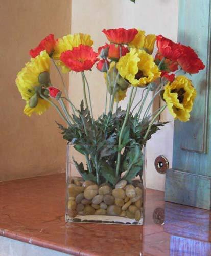 Contemporary Silk Floral Amp Artificial Flower Arrangements