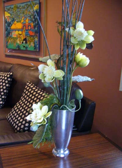 Contemporary Silk Floral Amp Artificial Flower Arrangements