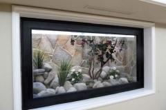 Custom UV Plantscape