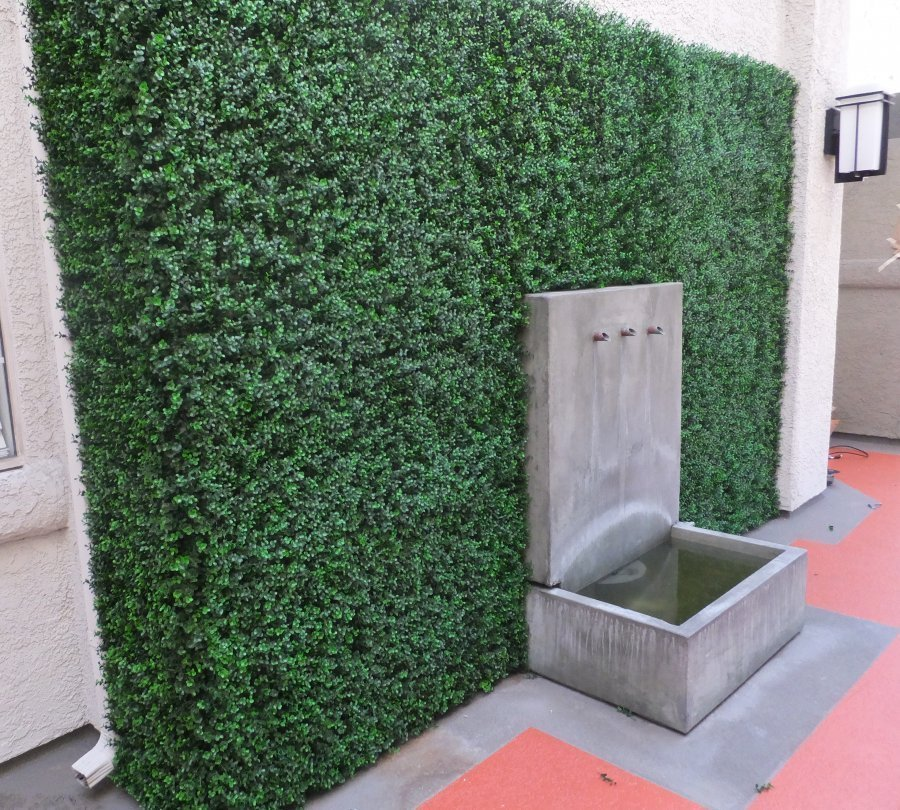 Artificial Green Wall Diy