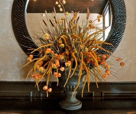 Contemporary & Autumn Floral