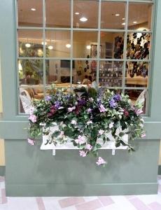 Flowering Window Box