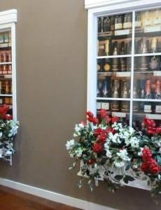 Window Box Plantings