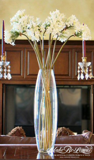 Custom Silk Floral Arrangements Artificial Flowers Plants Trees