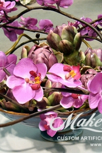 Makebe-leaves-artificial-low-wrapped-orchids-item222