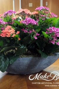 Make Be-leaves artificial-mixed-kalanchoes