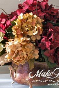Makebe-leaves-artificial-multi-color-hydrangeas-item205