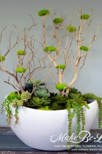 Make Be-leaves artificial-succulents-moss-manzanita
