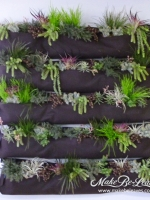 Make Be-Leaves faux-succulent-wall-pockets