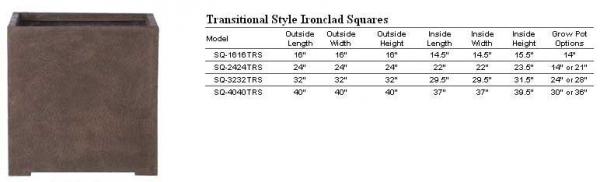 Transitional Square
