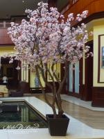 7ft Cherry Blossom Tree