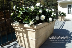 Residential Upper Balcony UV Plantings