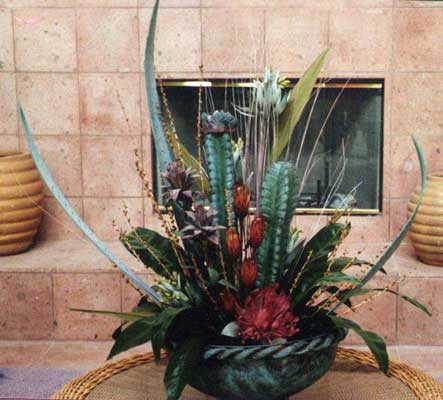 Well-known Life-Like Succulent & Cactus Plantscapes - Make Be-Leaves OM98