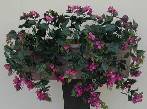 Make Be-leaves artificial Bougainvillea lg