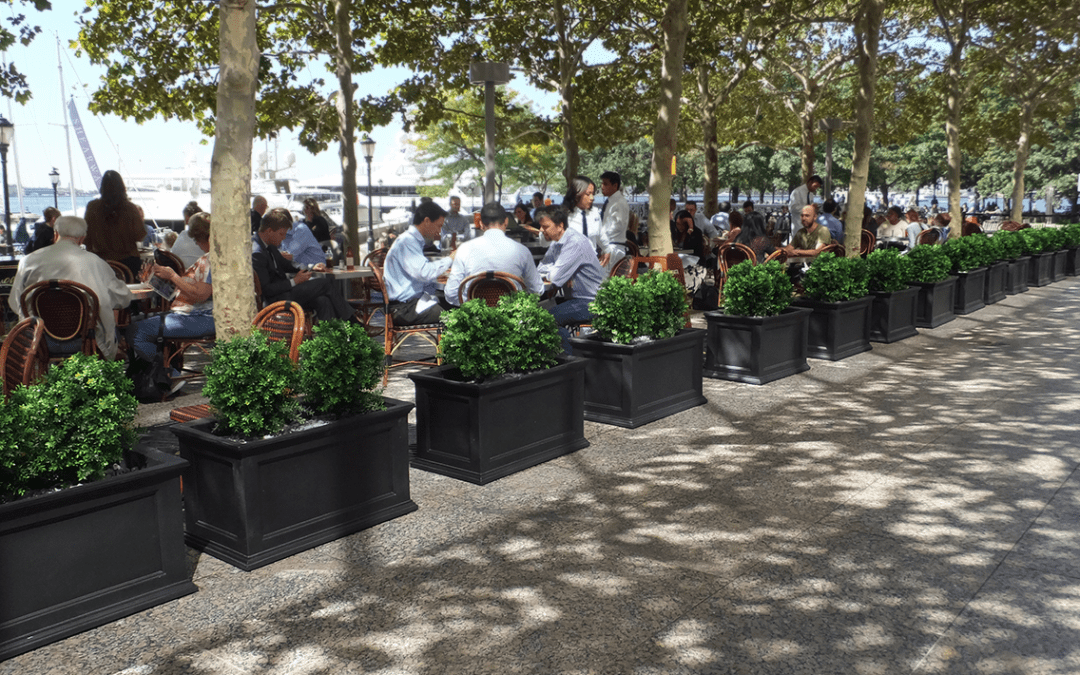 Defining Spaces: Boxwood Delivers Inside and Out