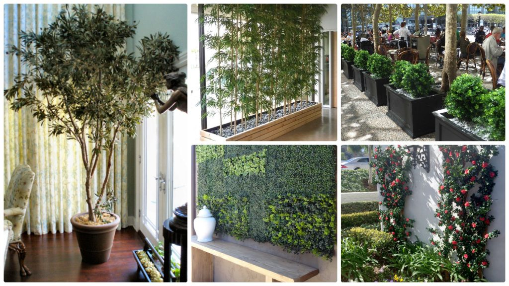 commercial artificial plants uv interior and exterior made to order! Artificial Bushes and Trees