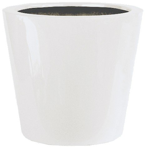 Tap_Cyl_01 Tapered Cylinder Fiberglass planter