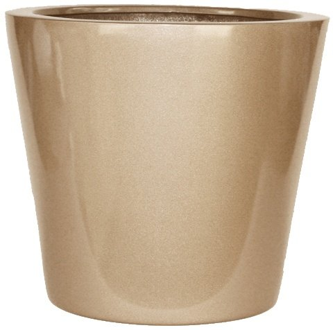 Tap_Cyl-33 Tapered Cylinder Fiberglass planter