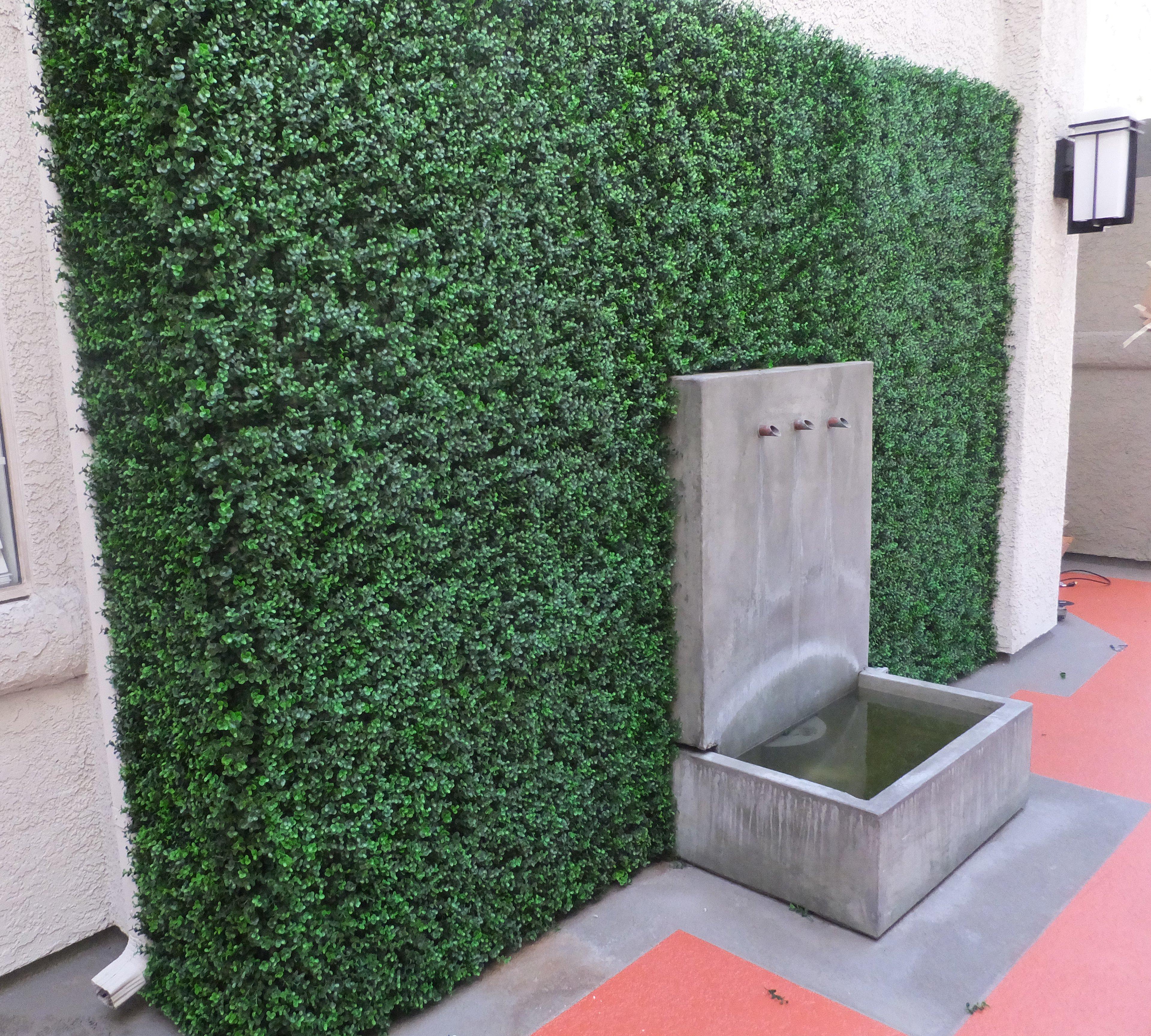 Artificial Outdoor Landscape Architects Faux Plant