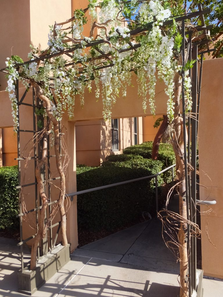 wedding flower rentals tree rental for weddings events artificial plants faux trees 9518