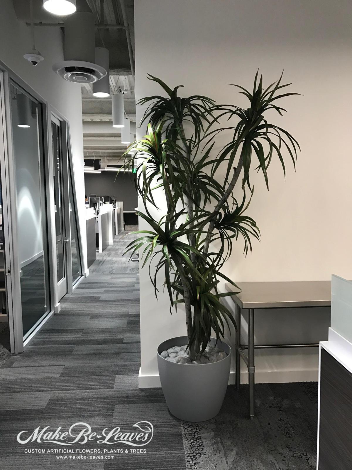 Skechers artificial floor plants