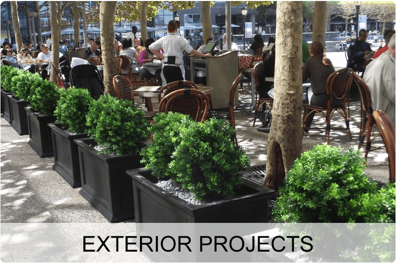 Exterior Projects
