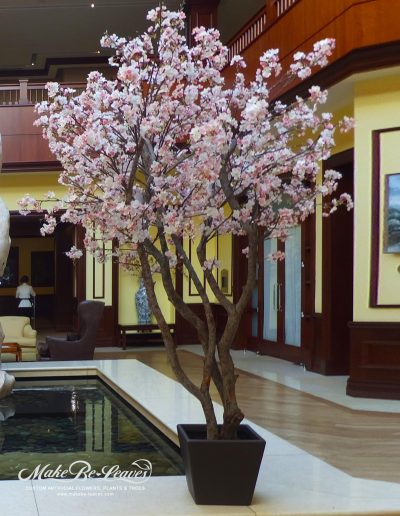 7ft Artificial Cherry Blossom Tree