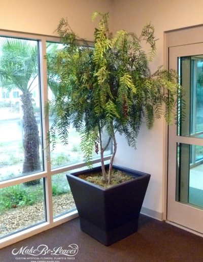 8ft Artificial Pepper Tree