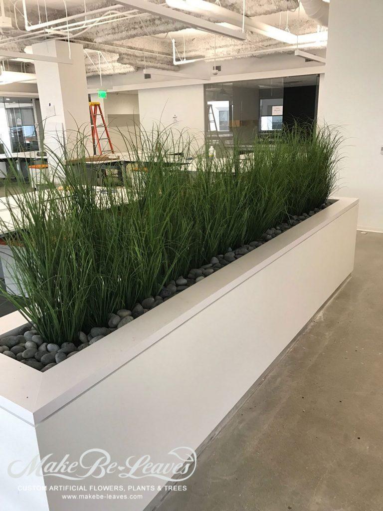 Contemporary Artificial Plantscape